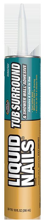 Tub Surround and Shower Adhesive (Low VOC)